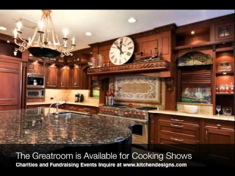 Kitchen Designs by Ken Kelly Showroom Tour - Long Island, NY - YouTube