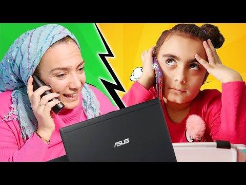 Yaşlılar Bilgisayar Kullanırsa ! | Mira ile PARODİ | UmiKids