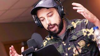Ici Fred Bastien à la RADIO NATIONALE