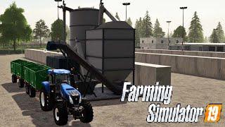 #40 - FERMENTER INSILATO PROBLEMATICO ? w/Robymel81 -  FARMING SIMULATOR 19 ITA RUSTIC ACRES