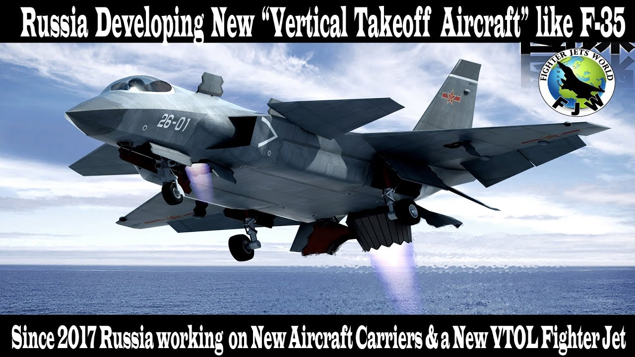 Russia is developing New Fighter Jet like F-35: A new ...