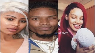 Fetty Wap's Ex Lezhae Gives Birth To His 1738th Child...🍼👶🏽
