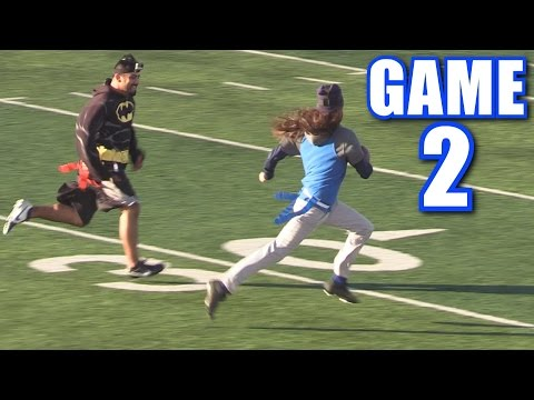 109-YARD KICKOFF RETURN! | On-Season Football Series | Game 2