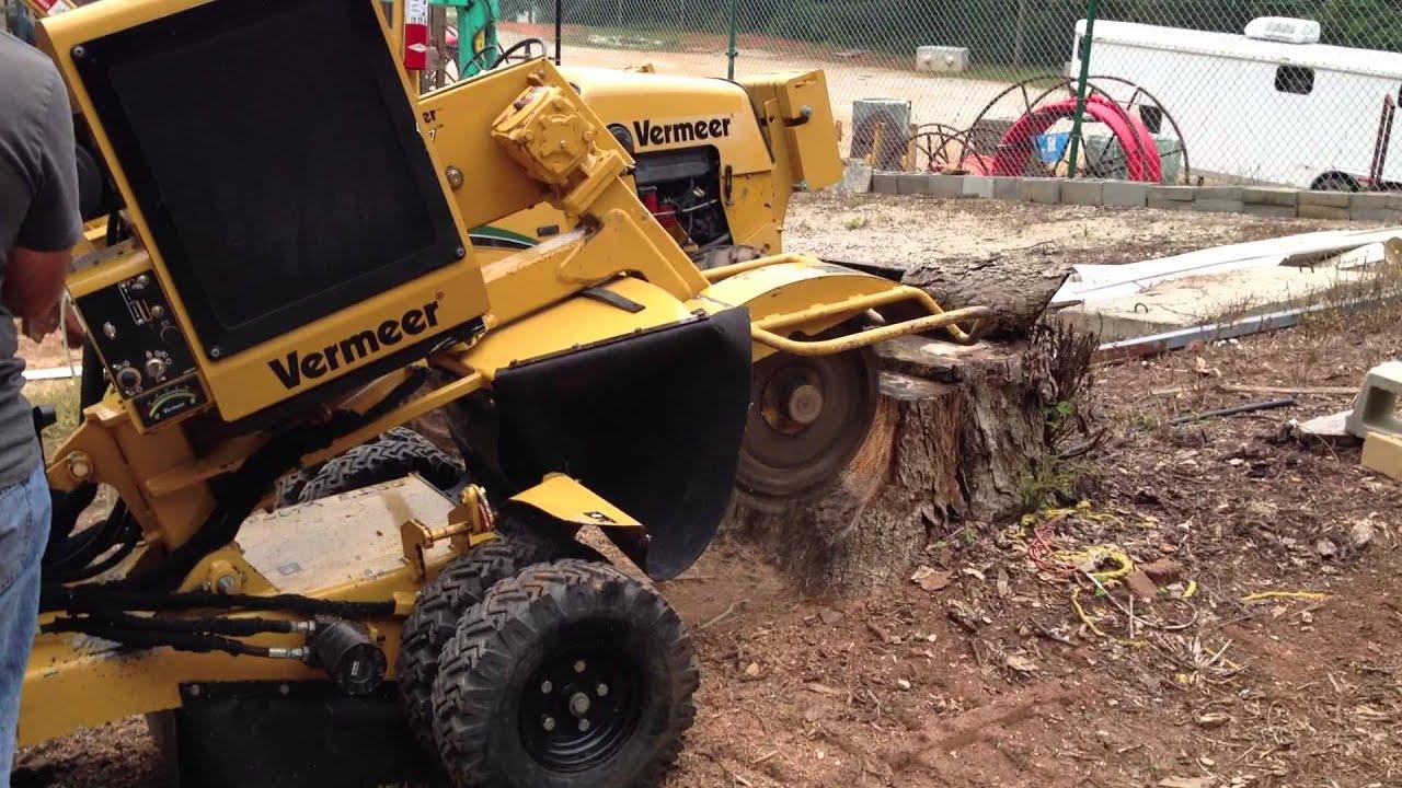 2007 vermeer sc352 stump grinder for sale 822 hours diesel engine rh youtube com Vermeer SC252 Vermeer SC252 Parts Manual