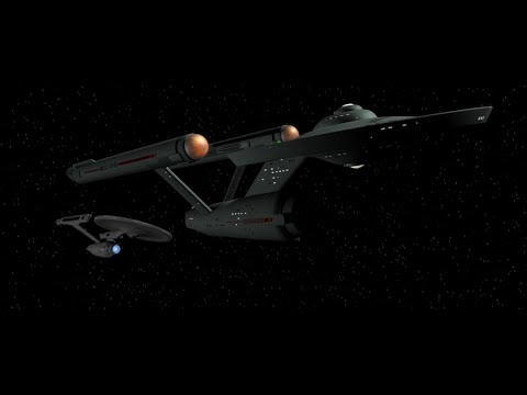 Star Trek CGI Intro Videos