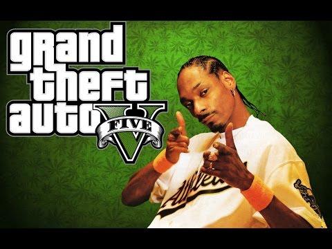 Snoop Dogg  - Smoke weed everyday|| GTA 5 music video (remix)