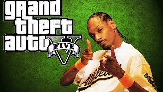Snoop Dogg  - Smoke weed everyday|| GTA 5 music video (remix)