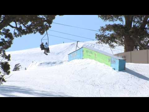 Monster Video Contest, Squaw Valley w Mike Wilson and Tim Dutton