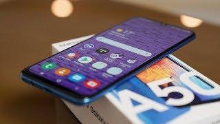 Samsung Galaxy A50 - recenzja, Mobzilla odc. 489