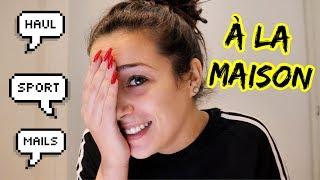 JOURNÉE À LA MAISON + HAUL SHEIN (j'ai abusé un peu) - Horia