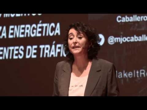 Depende de ti | Maria Jose Caballero | TEDxGracia