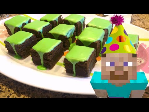 Minecraft Birthday Party Ideas!