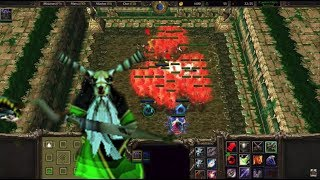 Warcraft 3 Custom Hero Survival - El viejo