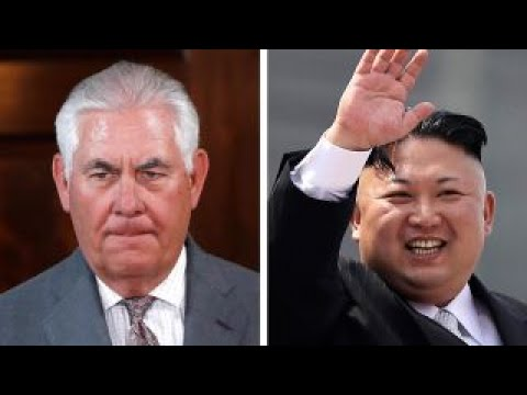 Tillerson issues statement after North Korea missile test