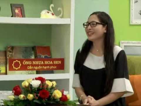 Trò chuyện với MC Quỳnh Hương - Thành Phố Hôm Nay [HTV9 -- 24.08.2013]