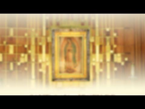 El Santo Rosario desde la Basílica de Guadalupe ESNE - 12 de Diciembre 2016