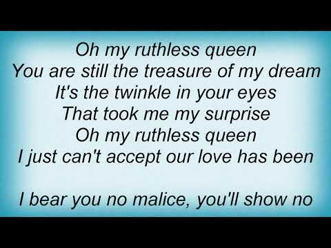 Kayak - Ruthless Queen Lyrics