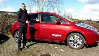 2016 Nissan Leaf review | Platinum Motor Group