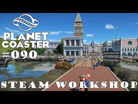 Moonraker - The James Bond Ride 🎢 PLANET COASTER 🎠 Attraktion Vorstellung #090