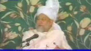 Islam - English Q/A session - May 1, 1994 - part 4 of 8