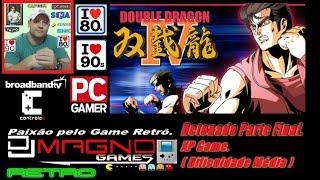 Double Dragon 4 PC GAME Parte Final