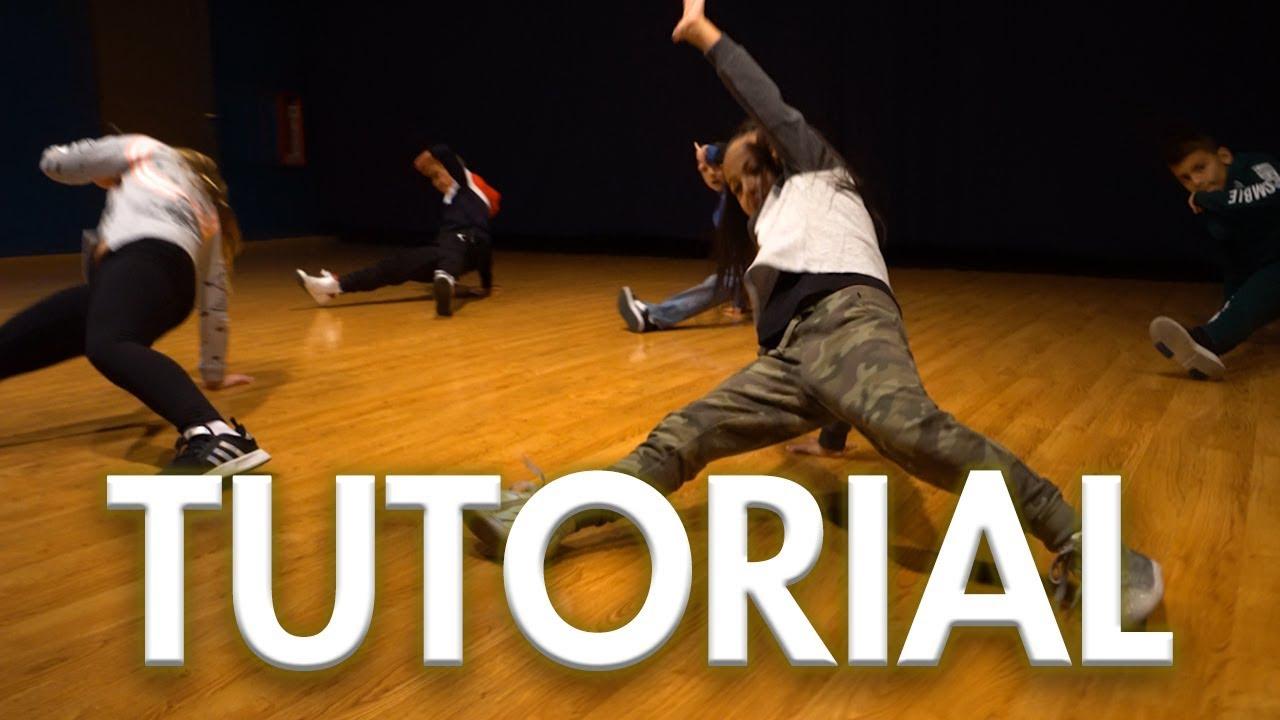 Part 1 basic hip hop dance tutorial for beginner   wash can't.