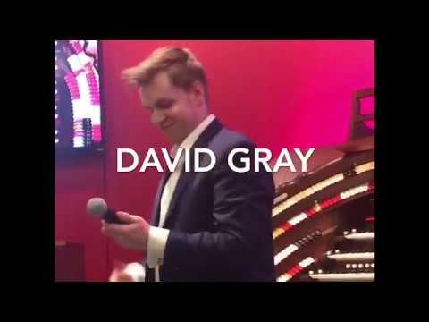 Allen Organ Concert Series - David Gray 2018 - A Behind the Scenes Look