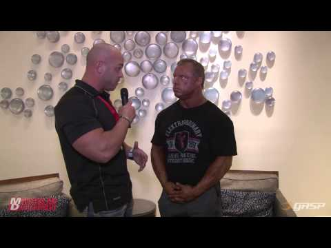 John Meadows Post-Show Interview | IFBB Tampa Pro 2015