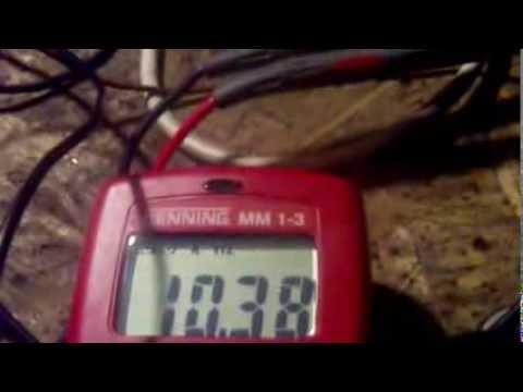 Działający układ Dave Lawton 20V * 0,5A = 10Wat
