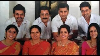 Actor Sivakumar Asks Sorry To Media Persons For Karthi's Behavior