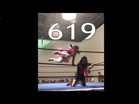 Riho AEW 619 To Jibzy Gatoh Move Pro Wrestling Thailand - มวยปล้ำไทย