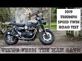 Triumph Speed Twin - Road Test & Review - A legend returns?