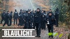 Vermisste Polizistin: Polizei findet Frauenleiche im Wald