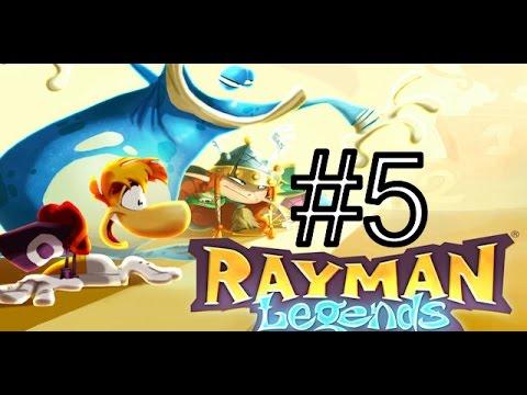 Как скачать игру Rayman Legends