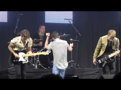 Rixton - We All Want The Same Thing / Latch - Radio City Summer Live 2015