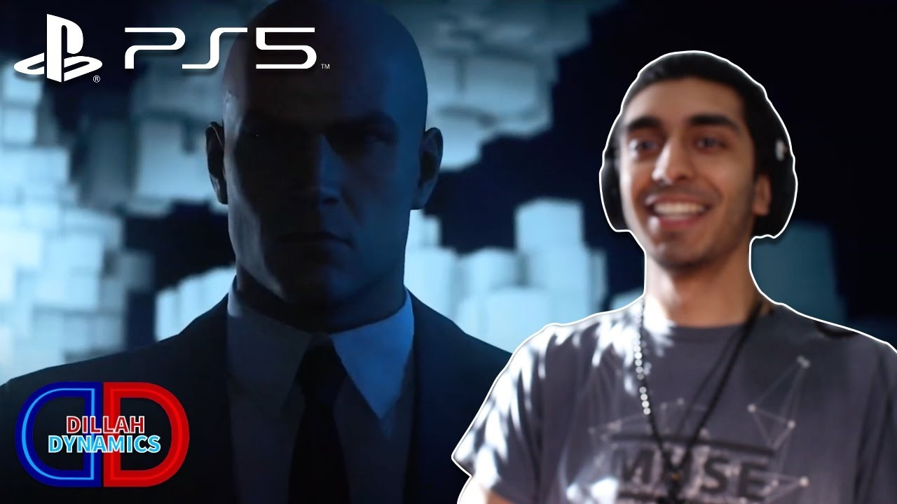 Hitman 3 Ps5 Reaction Ps5 Reveal Pt 17 Youtube