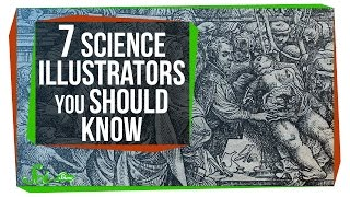 Repeat youtube video 7 Science Illustrators You Should Know