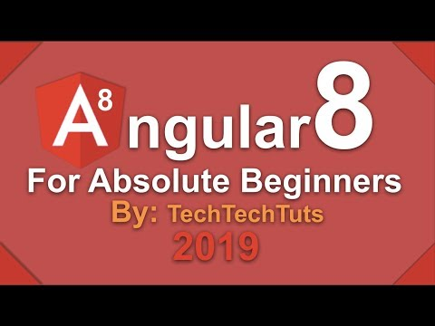 Part 20 Angular 8 Tutorial Series by techtechtuts in 2019: Angular Dynamic Routing and Navigation thumbnail
