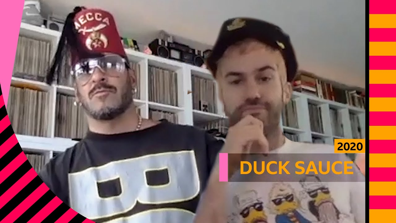 Duck Sauce - Radio 1 Dance Weekend