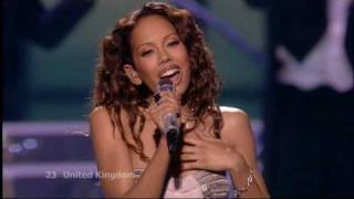 Jade Ewen - It's My Time - UK - Eurovision 2009 Final