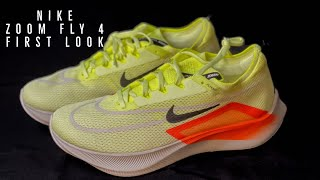 Nike Zoom Fly 4 - First Look