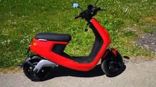 Scooter Electrique NIU M1 PRO : maniable et ultra nerveux