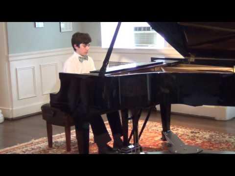 Prokofiev: Visions fugitives by Aaron Newitt