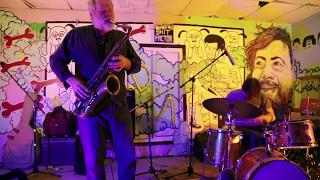Jim Sauter & Kid Millions - at Death By Audio, Brooklyn - Dec 9 2012