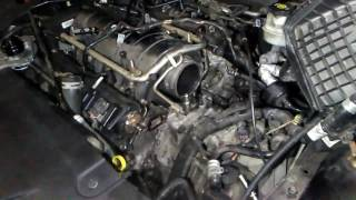 2006 Buick Lucerne Northstar Engine Water Pump It S Out