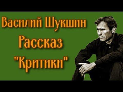 Василий Шукшин Критики