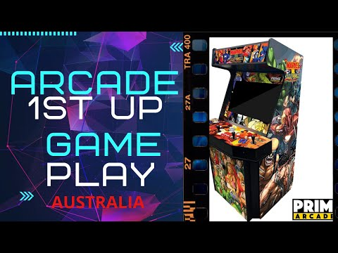ARCADE1UP AUSTRALIA | ARCADE1UP LOOK AND REVIEW IN AUSTRALIA | ARCADE GAME ZONE | ATTACK FOR MARS from viral giftcard