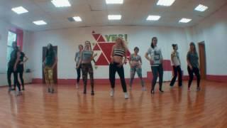 Джаз-фанк. Отрывок с открытого урока в Танцевальной студии YES! г. Саратов