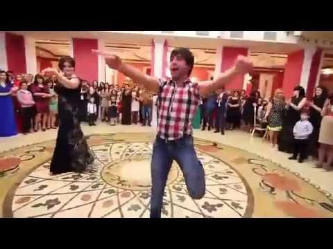 ცეკვა ლეზგინკა ქორწილში  Dance Lezginka In Wedding