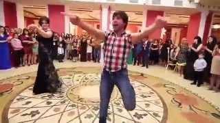 """ცეკვა """"ლეზგინკა"""" ქორწილში / Dance """"Lezginka"""" In Wedding"""